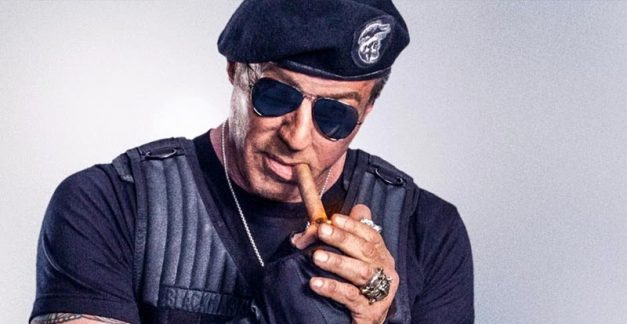 The art of fighting with Stallone on The Expendables 4 set