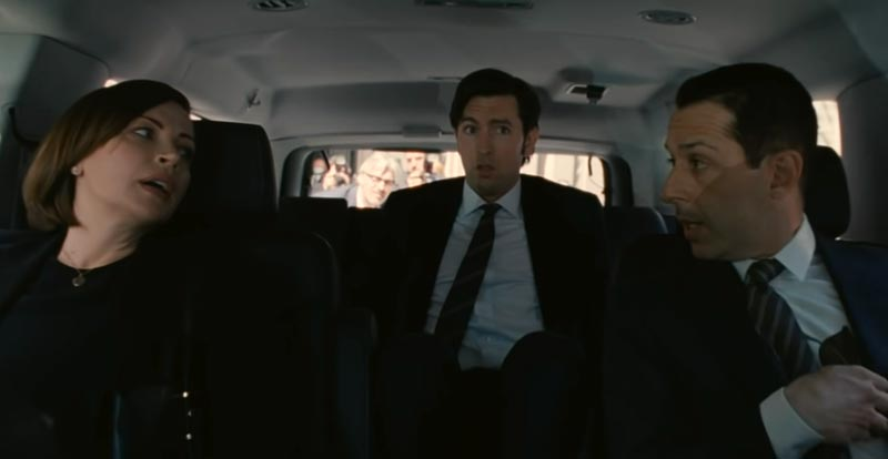 Take a ride in Succession season three's righteous vehicle