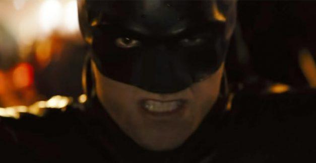 """Who are you?"" ""I'm The Batman! Erm, I mean vengeance""…"