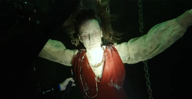 Is The Deep House the underwater haunted house movie we need?