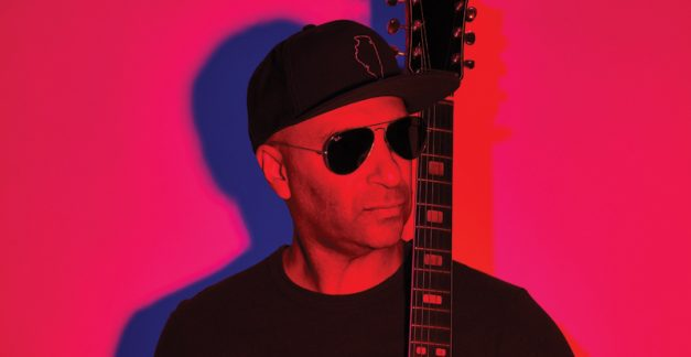 Tom Morello keeps the demons at bay with latest collab corker