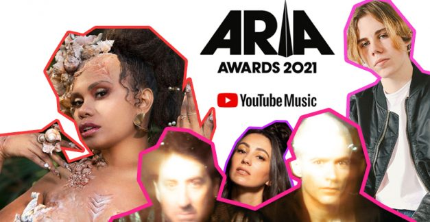 ARIA 2021 noms, get your ARIA 2021 noms right here!