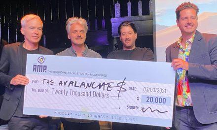 Australian Music Prize brag(g)s about first ever international judge
