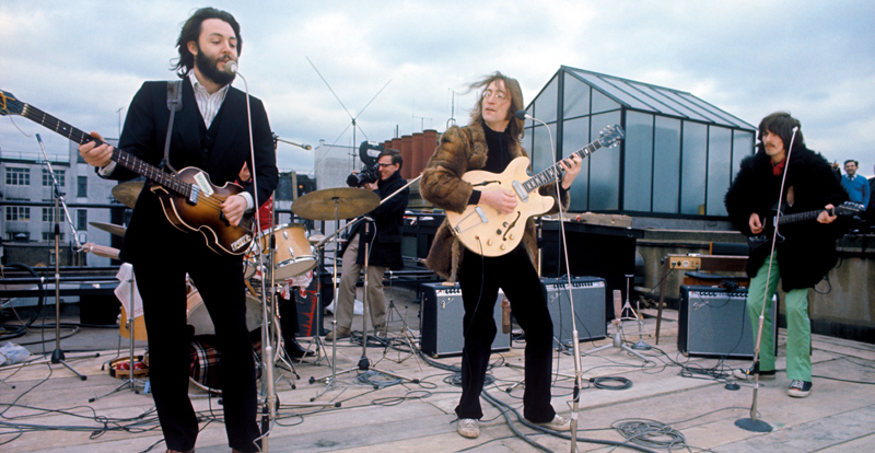 How 42 mins on a rooftop changed The Beatles' 'Let It Be'