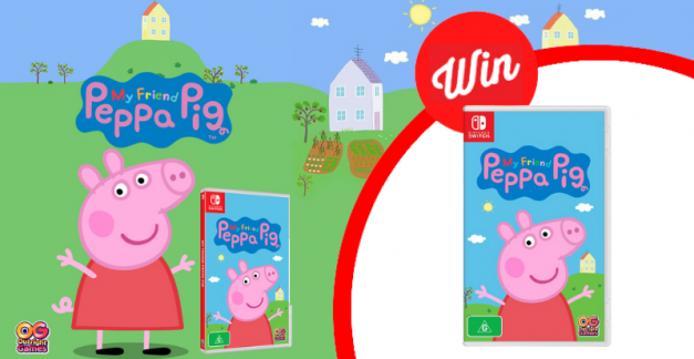 Join Peppa Pig on an adventure!