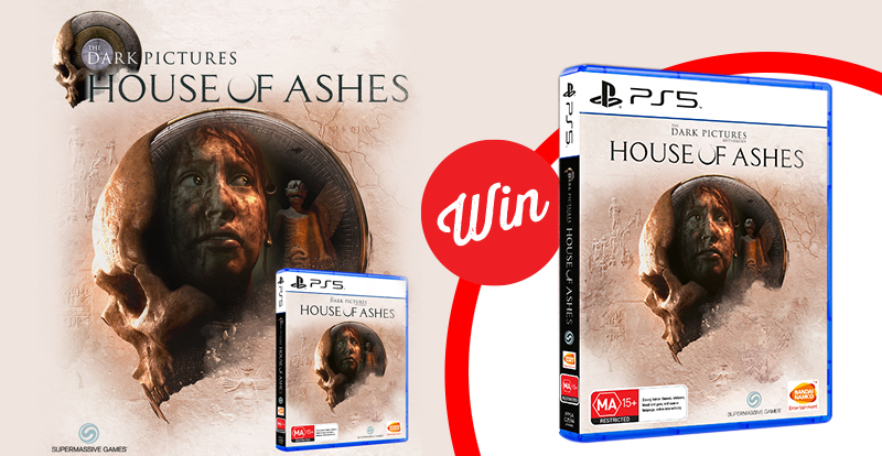 WIN House of Ashes for PlayStation 5!