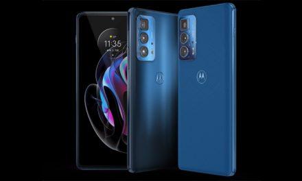 Motorola Edge 20 Pro – the power to create